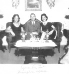 Aunt Gin, Dad, and Aunt Dot