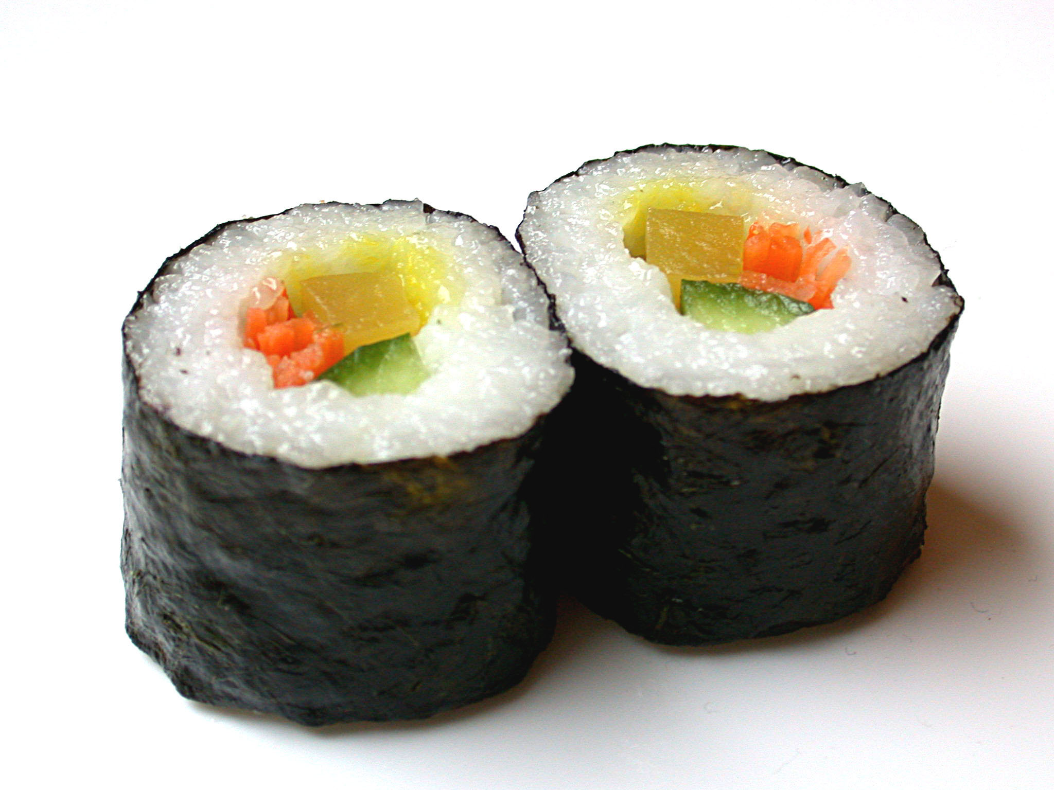 Sushi by walteradamson on Pinterest | Sushi Rolls ...