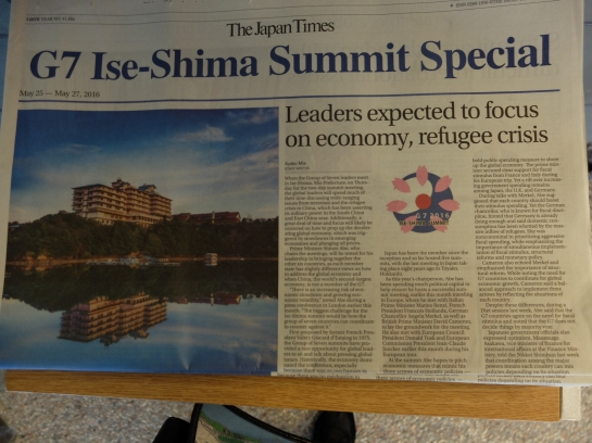 The Japan Times G7 Issue .jpg
